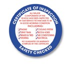 Inspection Sticker