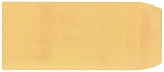 License Plate Envelope - Blank - Moist and Seal