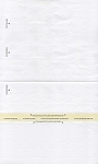 Letterhead/Envelope Combination - Imprinted | 8750-IMP
