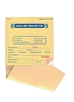 Fuel Requisition Books - Plain | 6365