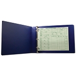 Vehicle Inventory Record Binder | 7901