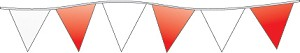 Pennants - Triangle