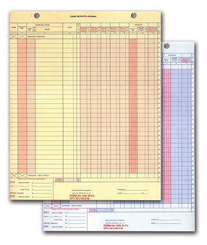 Cash Receipt Journal | AA-1301 | AA-1302