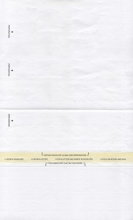 Letterhead/Envelope Combination
